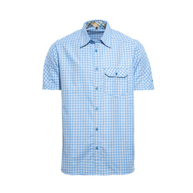axant Alps Shortsleeve Shirt Men blue